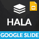 Hala Google Slide Presentation Template - GraphicRiver Item for Sale