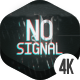 No Signal - Logo Intro - VideoHive Item for Sale