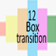 12 Box Transitions - VideoHive Item for Sale