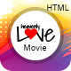 Heavenly Love - Cinema/Movie Bootstrap 3 HTML Template - ThemeForest Item for Sale
