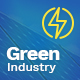 Green Industry - Renewable Energy & Ecology Friendly Industrial Theme - ThemeForest Item for Sale
