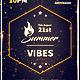 Summer Vibes - Flyer - GraphicRiver Item for Sale
