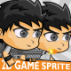 Nanz - 2D Game Character Sprite - GraphicRiver Item for Sale