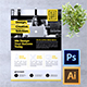 Creative Corporate Flyer Vol. 01 - GraphicRiver Item for Sale