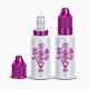 All Unicorn Dropper Bottles Mock-up v.3 - GraphicRiver Item for Sale