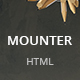 Mounter – Corporate HTML Template - ThemeForest Item for Sale