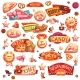 Pets and Different Bakery Elements - GraphicRiver Item for Sale