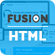 Fusion - Responsive Multipurpose - HTML Template - ThemeForest Item for Sale