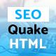 SEO quake - SEO & Digital Marketing Agency Responsive Template - ThemeForest Item for Sale