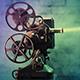 Film Projector Reel