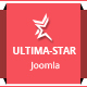 Ultima-star corporate joomla template - ThemeForest Item for Sale