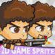 Hardy - Boy 2D Game Character Sprite - GraphicRiver Item for Sale