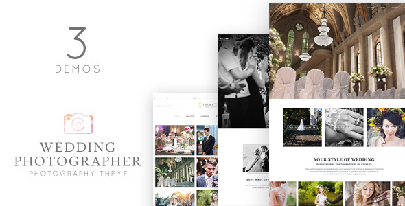 Vivagh | Wedding Photography WordPress
