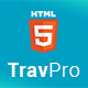 TravelPro - Travel/Spa Landing Pages (HTML5) - ThemeForest Item for Sale