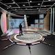 Virtual TV Studio Chat Set 11 - 3DOcean Item for Sale
