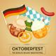 Oktoberfest Beer Festival - GraphicRiver Item for Sale