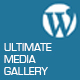 Ultimate Media Gallery Wordpress Plugin - CodeCanyon Item for Sale