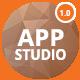 App Studio - Mobile App Landing Page, App Showcase Template - ThemeForest Item for Sale