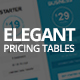Elegant - Responsive Bootstrap Pricing Tables - CodeCanyon Item for Sale