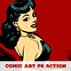 Pro Comic Art Action - GraphicRiver Item for Sale
