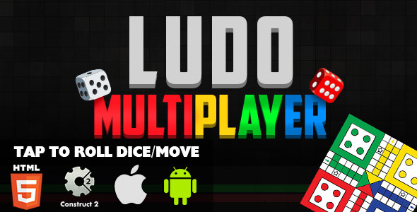 Ludo Multiplayer - HTML5 Game (CAPX)