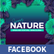 Summer Nature Facebook Covers and Banners - GraphicRiver Item for Sale