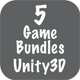 5 Game Bundles Unity3D + Each template Admob integrated + supported for iOS & Android + Unity3D - CodeCanyon Item for Sale