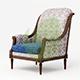 fabric classic - 3DOcean Item for Sale