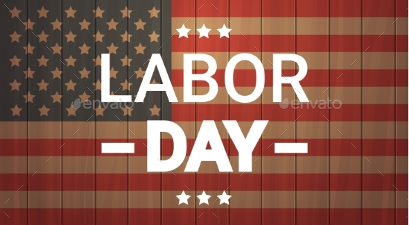 Labor Day National American Holiday Greeting