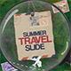 Summer Travel Slide - VideoHive Item for Sale