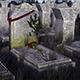 Graveyard Props Package I VR ready I Optimized I - 3DOcean Item for Sale