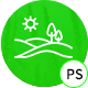 Farm Fresh - Organic Food & Eco Farm PSD Template - ThemeForest Item for Sale