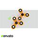 3 3D envato spinner - 3DOcean Item for Sale