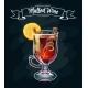 Mulled Wine Illustration. Autumn Drink. - GraphicRiver Item for Sale