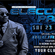 Electro Party - Flyer Template - GraphicRiver Item for Sale
