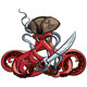 Octopus the Pirate - GraphicRiver Item for Sale