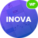 Inova - Multipurpose WordPress Theme For Startups & Agencies - ThemeForest Item for Sale