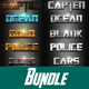40 Foxe Bundle Text Effect Styles V02 - GraphicRiver Item for Sale