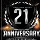 21 Anniversary - Flyer Template - GraphicRiver Item for Sale