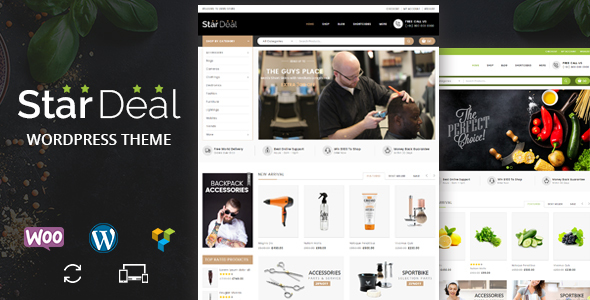 Star Deal - Multipurpose WooCommerce Theme
