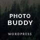 PhotoBuddy | Photography WordPress Theme - ThemeForest Item for Sale