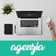 Agenzia | Agency & Freelancer Portfolio WordPress Theme - ThemeForest Item for Sale