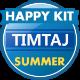 Happy Summer Pop Kit