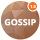 GOSSIP - Personal Blog Template - ThemeForest Item for Sale