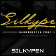 Silkypen Script TypeFace - GraphicRiver Item for Sale