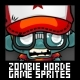 Zombie Horde - Game Sprites - GraphicRiver Item for Sale