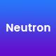 Neutron Multipurpose Landing Page Template
