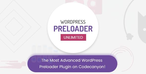 WordPress Preloader Unlimited Download