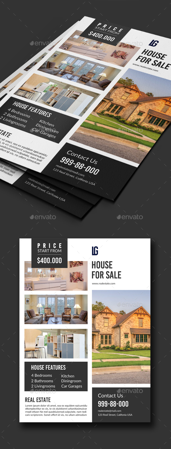 Lease and Magazine Graphics, Designs & Templates