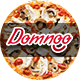Domnoo - Pizza & Restaurant WordPress Theme - ThemeForest Item for Sale